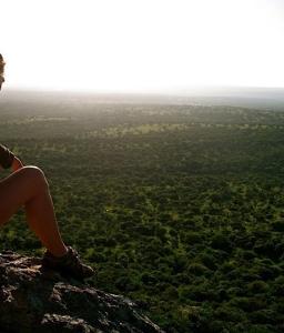 Felicity in Africa